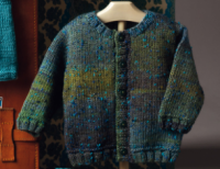 Oxford baby jacket