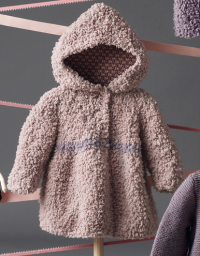 Bombon Hooded Baby Jacket 6608