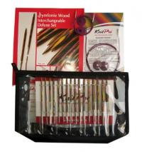 Symfonie Wood Interchangeable Needle Deluxe Set