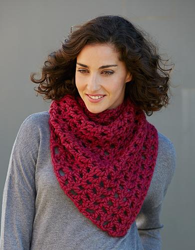 love wool scarf