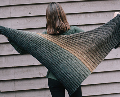 Free Melody Shawl Pattern