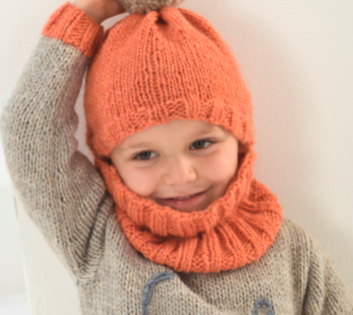 Primo Beanie and Neck Warmer Free Pattern